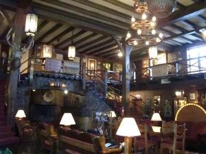 Lobby of the Stars